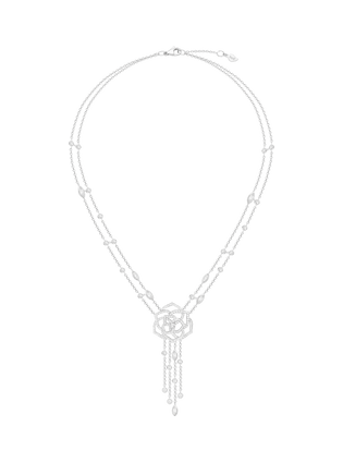 Piaget Rose necklace
