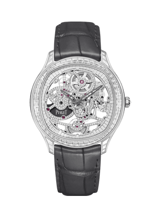 Piaget Polo Skeleton高級珠寶腕錶