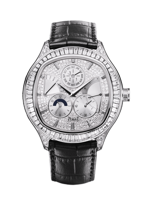 Piaget Emperador Cushion watch