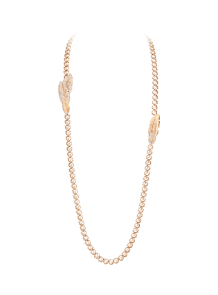 Extremely Piaget long necklace