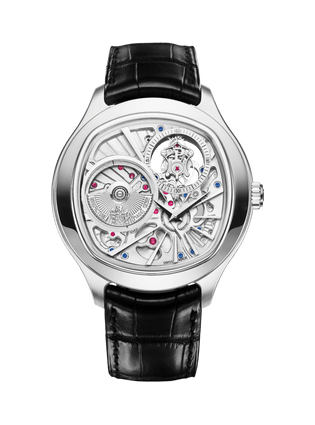 Piaget Emperador Cushion watch Tourbillon