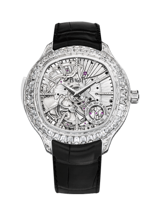 Piaget Emperador cushion-shaped watch