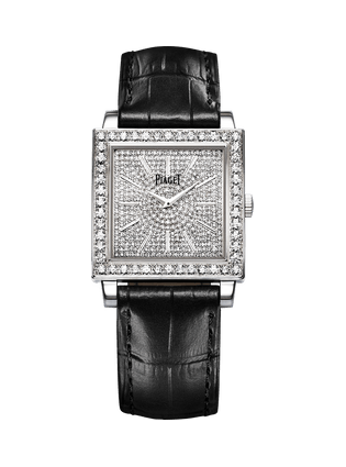 Altiplano square-shaped watch