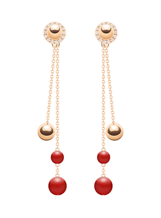 Boucles d'oreilles Possession
