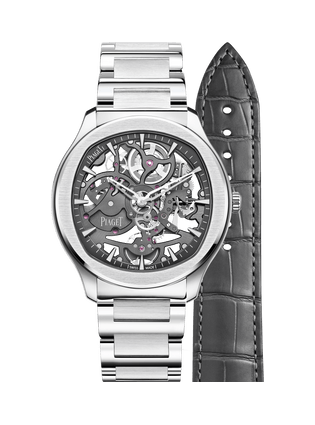 Piaget Polo skeleton腕錶