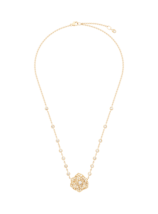Collier Piaget Rose