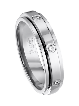 Possession wedding ring