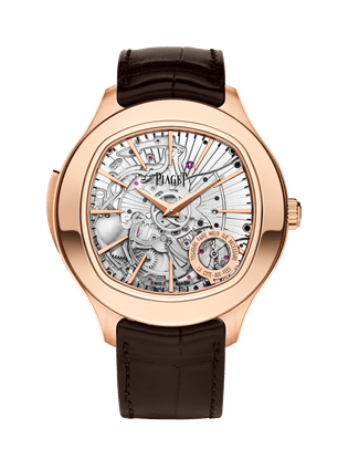 Piaget Emperador Uhr in Kissenform mit Minutenrepetition