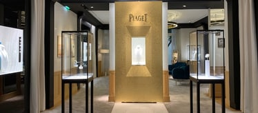 Piaget Boutique Paris - luxury watches and jewellery