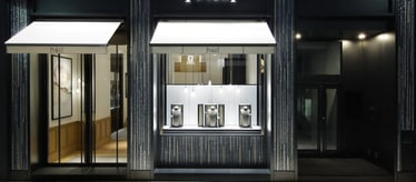 伯爵專賣店東京 - Ginza高級腕錶和珠寶專賣店