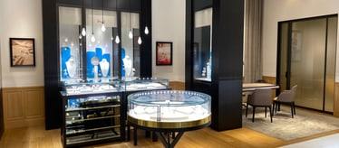 伯爵專賣店吉隆坡 - Pavilion高級腕錶和珠寶專賣店