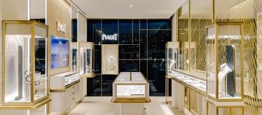 Piaget Boutique Paris - Galeries Lafayette Haussmann