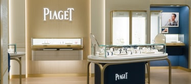 Piaget Boutique Hong Kong - International Airport luxury watches and jewellery store