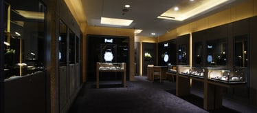 Piaget Boutique Seoul - Hyundai Main luxury watches and jewellery store