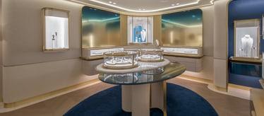 Boutique Piaget Nihonbashi Takashimaya à Tokyo - montres et joaillerie de luxe