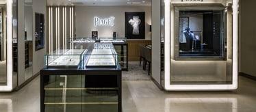 Boutique Piaget Isetan Shinjuku à Tokyo - montres et joaillerie de luxe