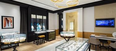 Boutique Piaget à Wuhan - bijoux et montres de luxe