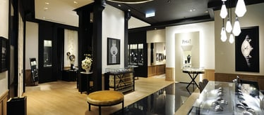 Piaget Boutique Taipei - Taipei 101 luxury watches and jewellery store
