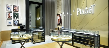 Piaget Boutique Macau - Four Seasons luxury watches and jewellery store