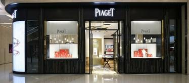 Montres et bijoux de luxe - Piaget Boutique à Chongqing Chine