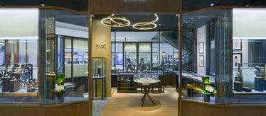 Boutique Piaget Shin Kong Place à Pékin - montres et joaillerie de luxe