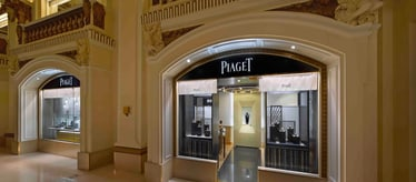 Boutique Piaget Hong Kong - Peninsula Hotel