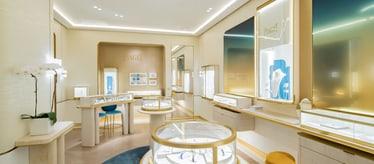 Piaget-Boutique Xiamen – Luxusuhren und Luxusschmuck