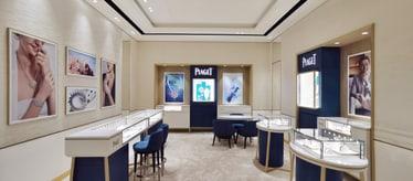 伯爵專賣店寧波 - 高級腕錶和珠寶專賣店