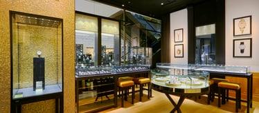 Montres et bijoux de luxe - Piaget Boutique à Pékin Chine
