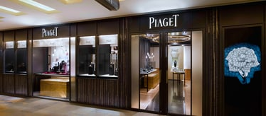 Boutique Piaget Hong Kong - Pacific Place