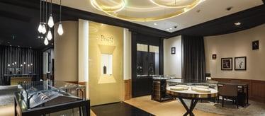 Boutique Piaget à Chengdu - bijoux et montres de luxe