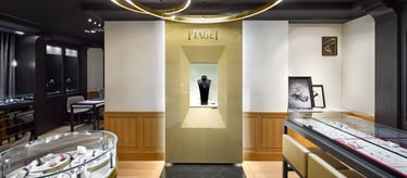 Piaget Boutique Hong Kong - Peninsula Hotel luxury watches and jewellery store