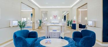Piaget-Boutique Riad – Luxusuhren- und -schmuckboutique Kingdom Centre