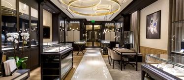 Boutique Piaget South Coast Plaza à Costa Mesa - montres et joaillerie de luxe