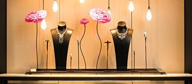 Boutique Piaget à Genève - bijoux et montres de luxe