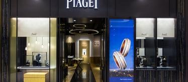 Boutique Piaget à Qingdao - bijoux et montres de luxe