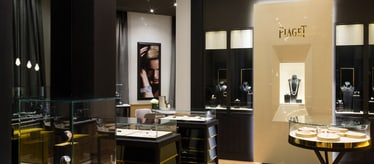 Fine jewellery and watch boutique in Dubai