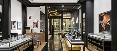 Boutique Piaget Mall of the Emirates à Dubaï - montres et joaillerie de luxe