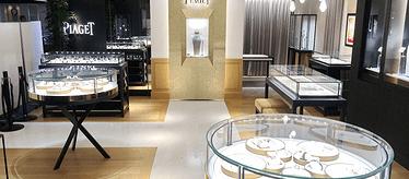 Piaget Boutique Tokyo - Seibu Ikebukuro