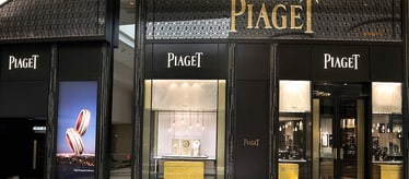 Piaget Boutique Hong Kong - Elements