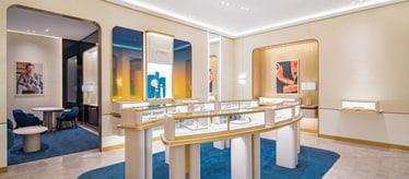 Boutique Piaget à Taiyuan - bijoux et montres de luxe
