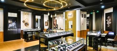 Boutique Piaget à Hangzhou - bijoux et montres de luxe