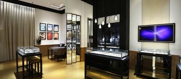 Boutique Piaget MixCity à Chongqing - montres et joaillerie de luxe