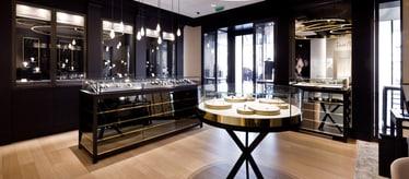 Boutique Piaget Vendôme à Paris - montres et joaillerie de luxe