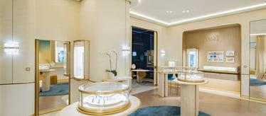 Piaget Luxusuhren und Luxusschmuck-Boutique in Xiamen