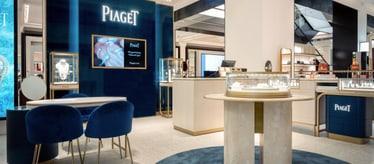 Boutique Piaget Sydney - David Jones - Boutique de montres et bijoux de luxe