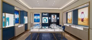 Boutique Piaget à Nanchang - bijoux et montres de luxe