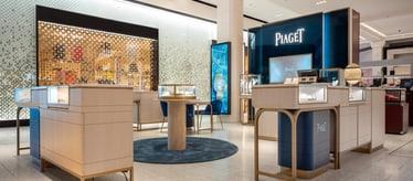 Boutique Piaget Sydney - montres et bijoux de luxe