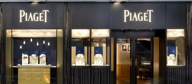 Boutique Piaget Hong Kong - Lee Gardens