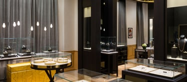 Luxury watches and jewellery boutique in Dubai